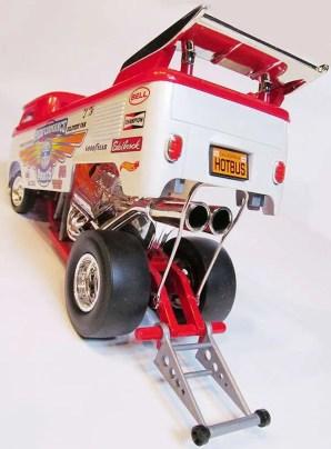 Hot Wheels Drag Transporter 1/18