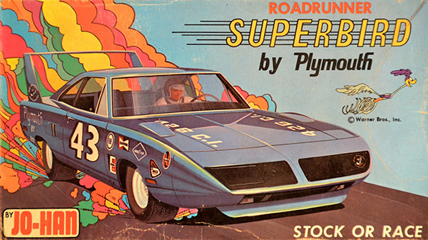 jo han superbird petty daytona 500