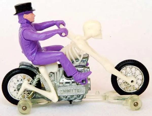 Hot Wheels Rrrumblers Bone Shaker