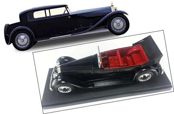 rio Bugatti Royale Kellner Coupe