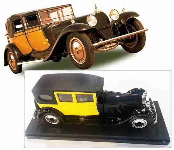 RIO Bugatti Royale Berline