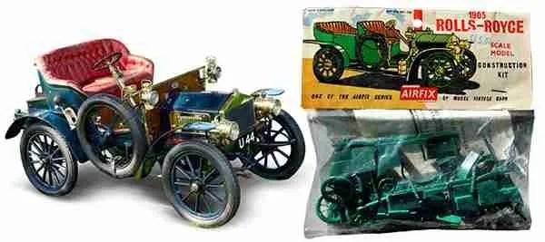 airfix rolls royce 1905