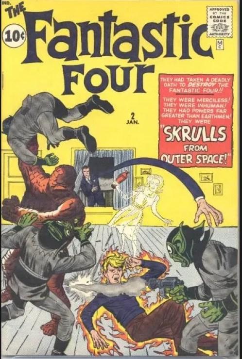 Fantastic Four No. 2