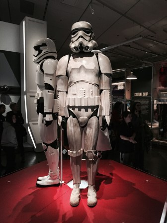 Endor imperial stormtrooper costume