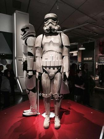 Endor imperial stormtrooper costume