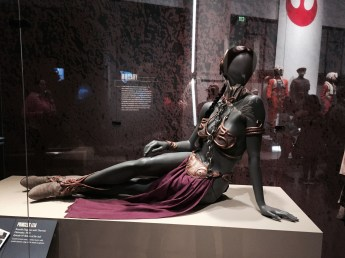 Leia Slave Costume