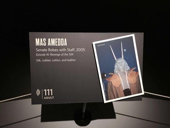 Mas Amedda Card