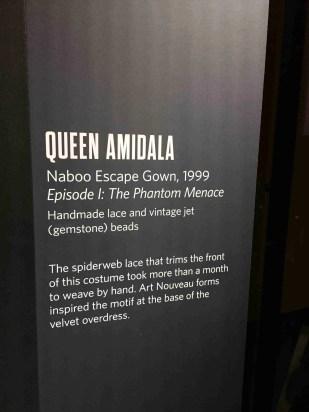 Queen Amidala escape card