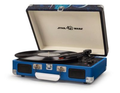 star wars record player