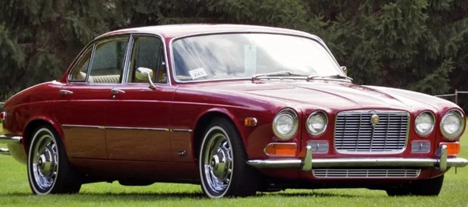 Daimler Sovereign XJ6