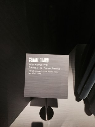 Senate Guard card