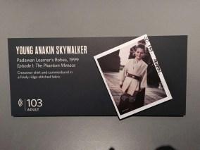 Young Anakin Skywalker card