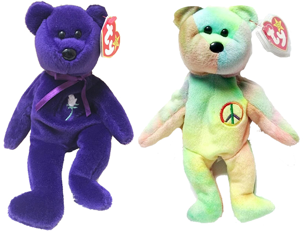 0df0f43455c What are Beanie Babies Worth  Whatever Someone Will Pay