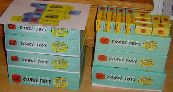 corgi repro boxes