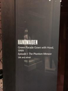 green handmaiden card