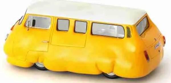 Autocult VW curry bus