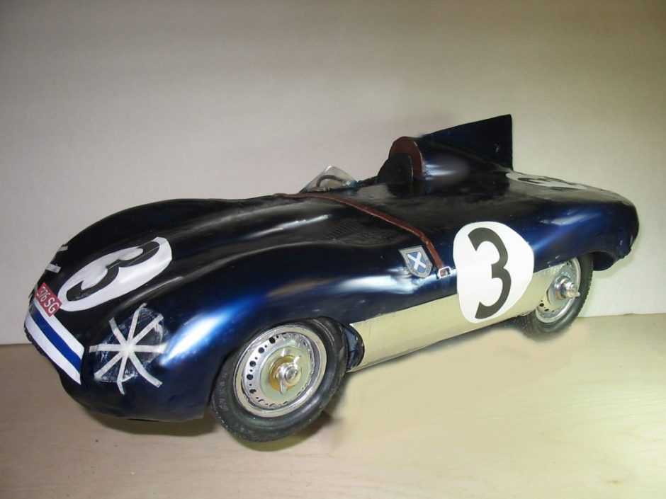 D Type Jaguar