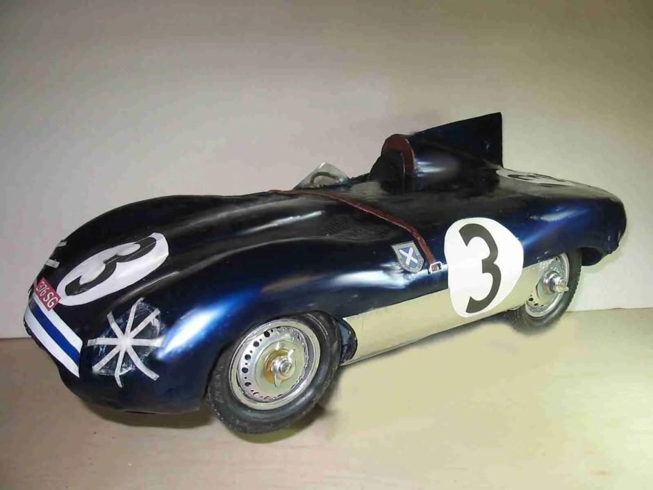 D Type Jaguar