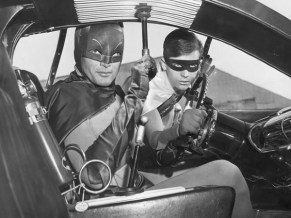 adam west burt ward