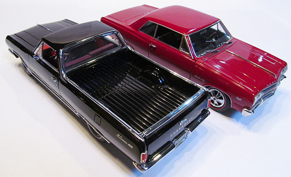 diecastx chevelle and el camino