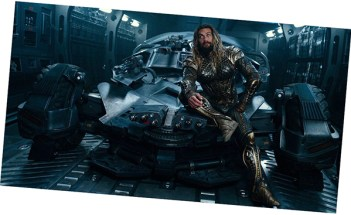 Aquaman with Batmobile