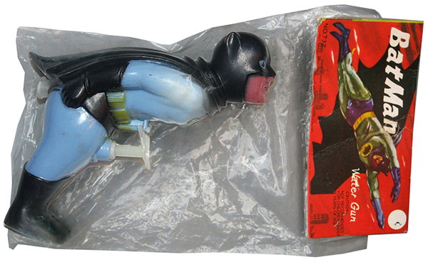 Batman squirt gun