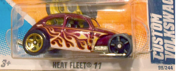 hot wheels error custom vw beetle