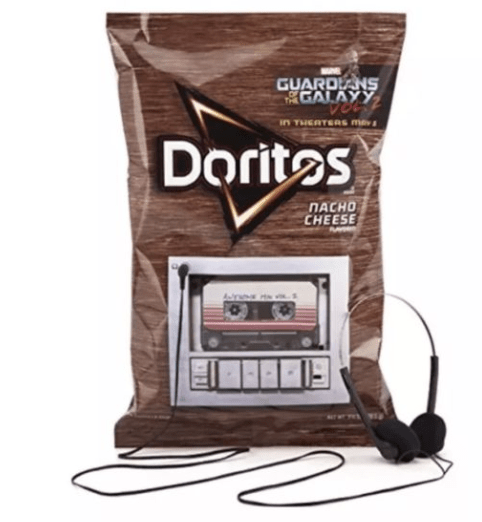 guardians of the galaxy doritos