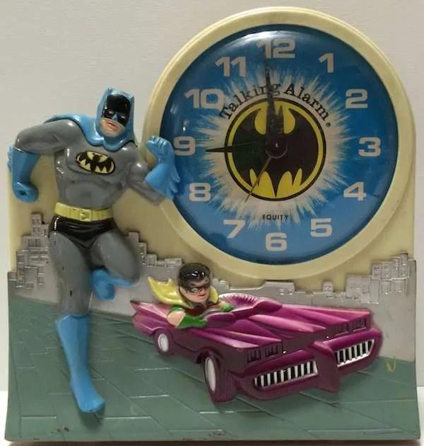 janex batman robin clock