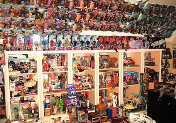 toy collecting
