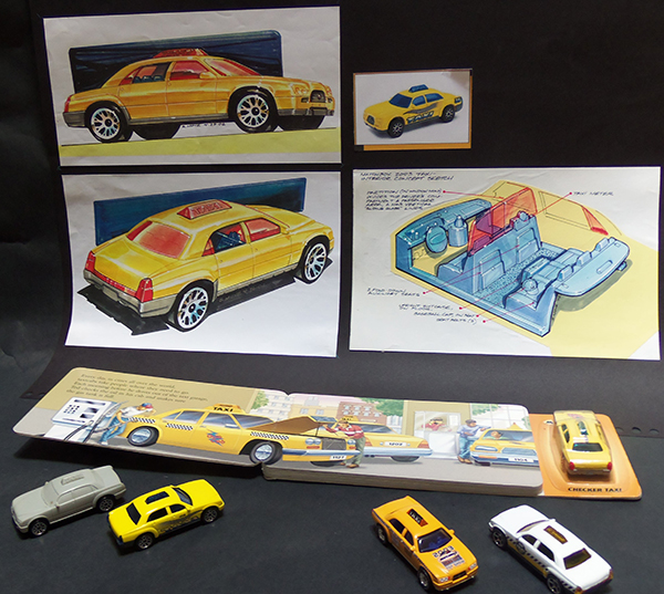 steve moye matchbox taxi 2