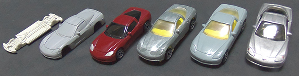 Matchbox C6 Corvette