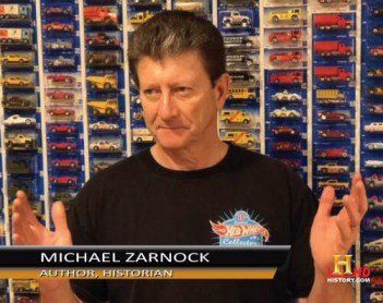 hot wheels history channel zarnock