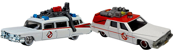 hot wheels ecto 1