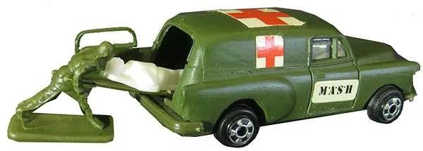 zylmex mash ambulance