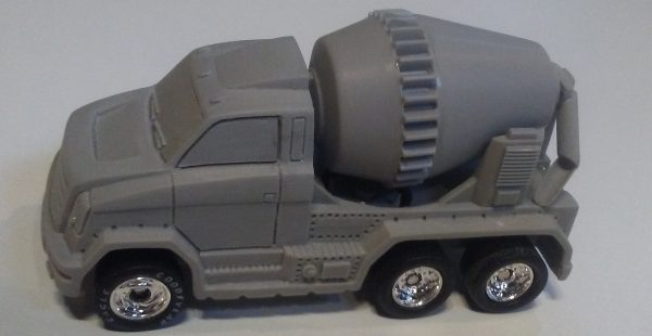 matchbox prototype cement truck