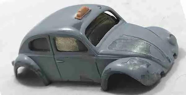 matchbox prototype vw taxi