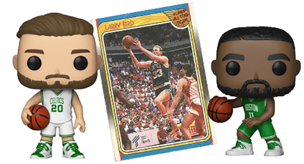 st patrick's day celtics pop