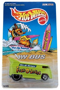 hot wheels fish o sour