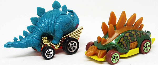 Hot Wheels Speed A Saurus Motorsarus