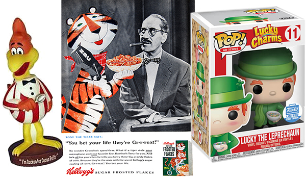 tony the tiger groucho marx
