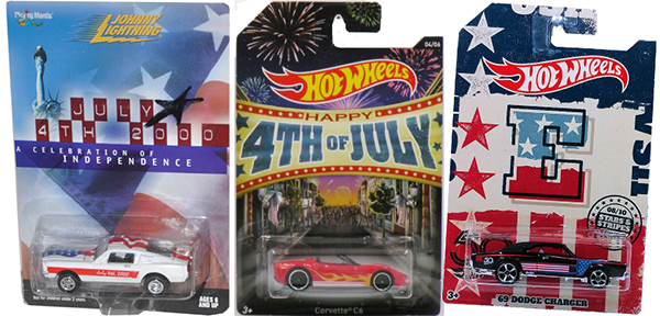 july 4 hot wheels