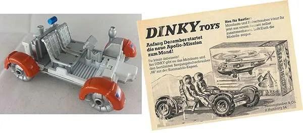 dinky lunar rover