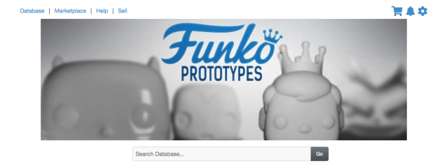 Funko Prototypes Database