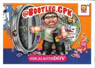 dke toys bootleg gpk
