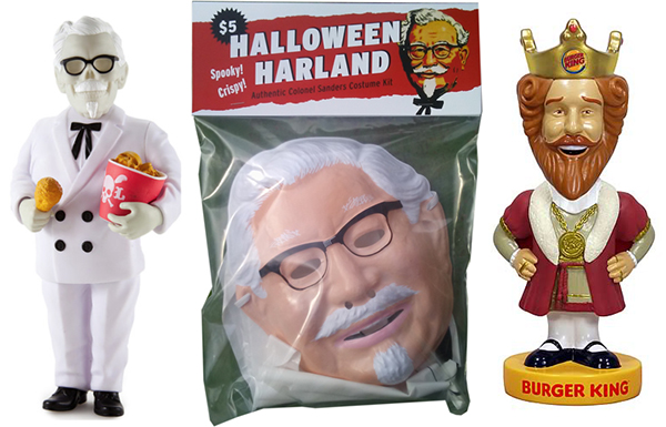 kfc halloween mask