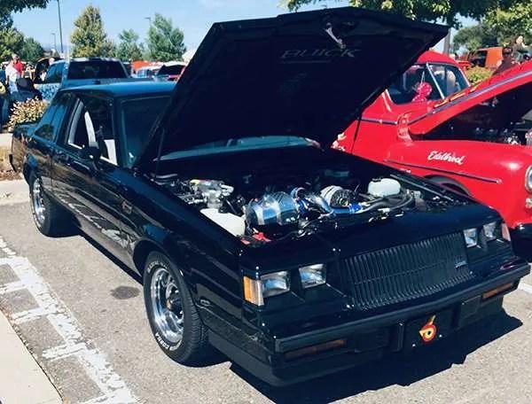 Hot Wheels Legends Tour Buick GN