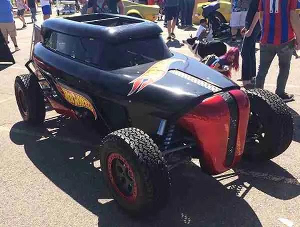 Hot Wheels Legends Tour Rat Rod