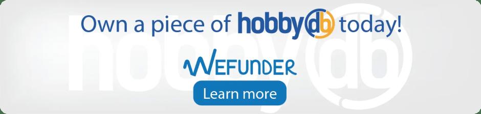hobbyDB Wefunder
