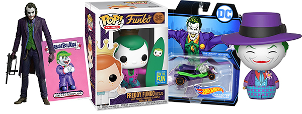 joker collectibles
